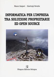 Nicocaradonna.it Informatica per l'impresa tra soluzioni proprietarie ed open source Image