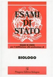 Radiospeed.it Esame di Stato per l'abilitazione alla professione di biologo (1986-1996) Image