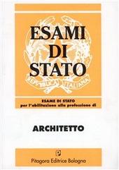 Esame di Stato per l'abilitazione alla professione di architetto (1974-1996)