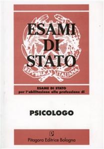 Libro Esame di Stato per l'abilitazione alla professione di psicologo (1993-1997)