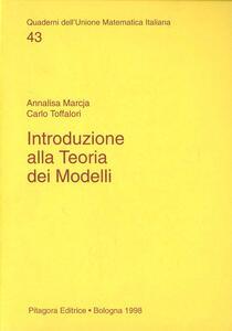 Introduzione alla teoria dei modelli