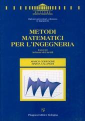 Metodi matematici per l'ingegneria. Esercizi. Schemi dei lucidi