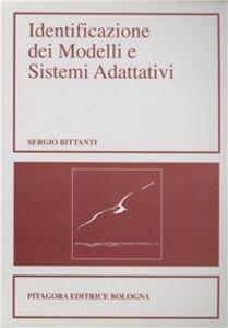 Libro Identificazione dei modelli e controllo adattativo Sergio Bittanti