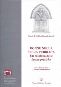 Donne nella sfera pubblica. Un catalogo delle buone pratiche