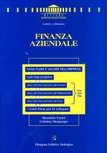 Libro Finanza aziendale Maurizio Fanni , Cristina Morpurgo