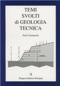 Temi svolti di geologia tecnica