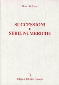 Successioni e serie numeriche