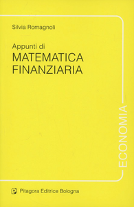 Libro Appunti di matematica finanziaria Silvia Romagnoli