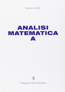 Analisi matematica A