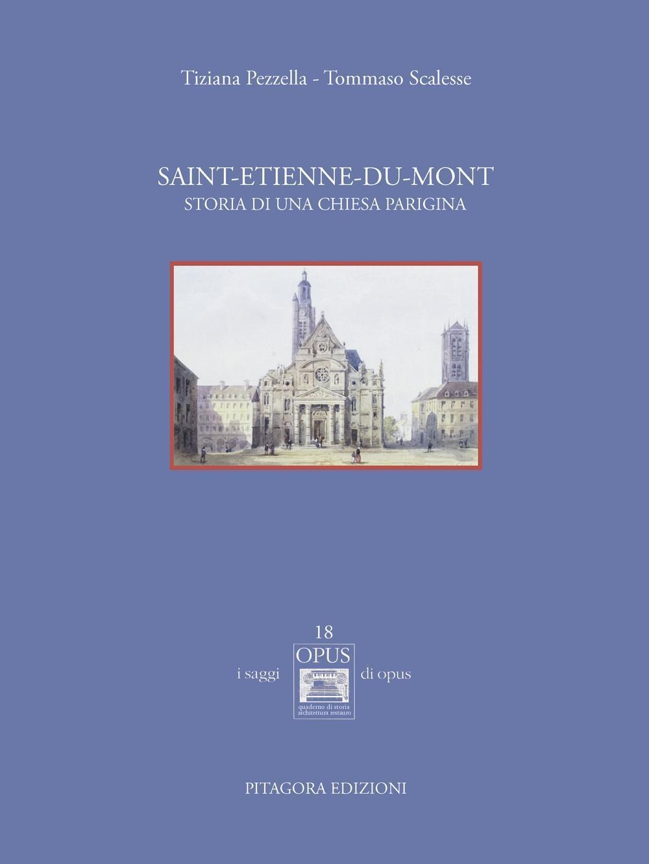 Saint Etienne du Mont. Stor...