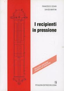 Premioquesti.it I recipienti in pressione Image