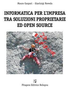 Winniearcher.com Informatica per l'impresa tra soluzioni proprietarie ed open source Image