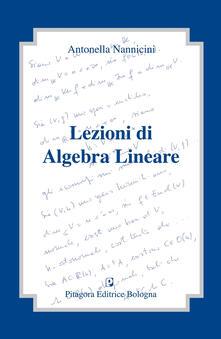 Lezioni di algebra lineare.pdf