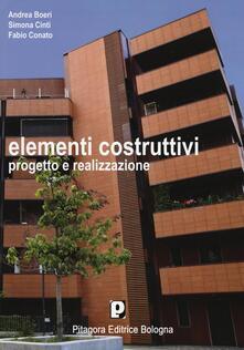 Premioquesti.it Elementi costruttivi. Progetto e realizzazione Image