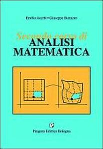 Libro Secondo corso di analisi matematica Emilio Acerbi , Giuseppe Buttazzo