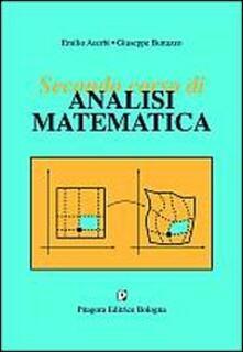 Letterarioprimopiano.it Secondo corso di analisi matematica Image