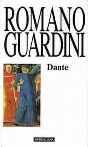 Foto Cover di Dante, Libro di Romano Guardini, edito da Morcelliana