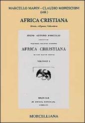 Africa cristiana. Storia, religione, letteratura