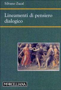 Libro Lineamenti di pensiero dialogico Silvano Zucal