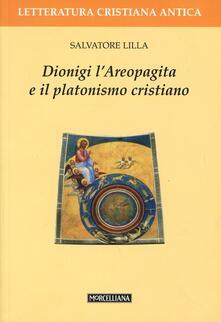 Lpgcsostenible.es Dionigi l'Areopagita e il platonismo cristiano Image