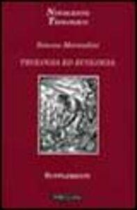 Foto Cover di Teologia ed ecologia, Libro di Simone Morandini, edito da Morcelliana