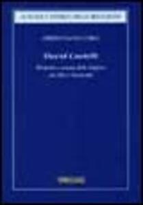 David Castelli. Ebraismo e scienze delle religioni tra Otto e Novecento