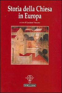 Libro Storia della Chiesa in Europa