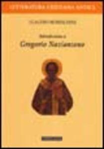 Foto Cover di Introduzione a Gregorio Nazianzeno, Libro di Claudio Moreschini, edito da Morcelliana