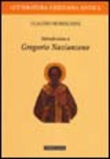 Osteriacasadimare.it Introduzione a Gregorio Nazianzeno Image