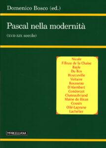 Libro Pascal nella modernità (XVII-XIX secolo)