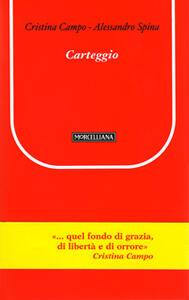 Carteggio