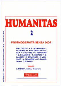 Humanitas (2007). Vol. 2: Postmodernità senza Dio?.