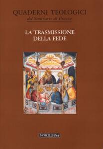 Libro La trasmissione della fede