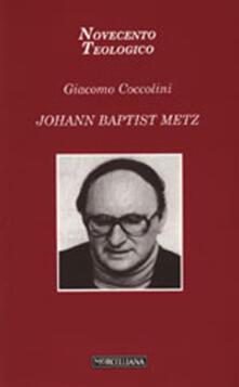 Capturtokyoedition.it Johann Baptist Metz Image