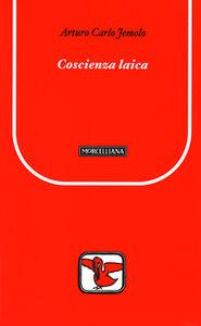 Libro Coscienza laica Arturo C. Jemolo