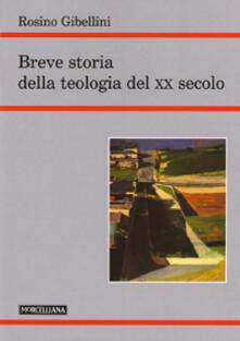 Scacciamoli.it Breve storia della teologia del XX secolo Image