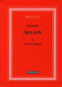 Foto Cover di Opere scelte. Vol. 2: Novecento teologico., Libro di Italo Mancini, edito da Morcelliana