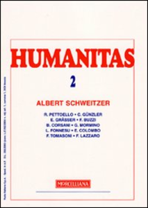 Libro Humanitas (2009). Vol. 2: Albert Schweitzer.