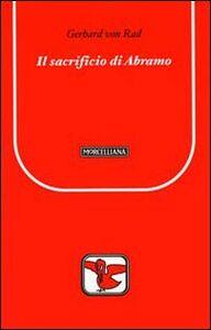 Libro Il sacrificio di Abramo Gerhard von Rad