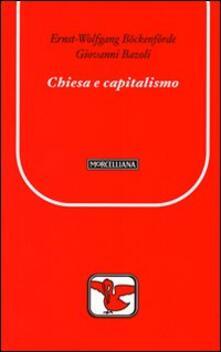 Secchiarapita.it Chiesa e capitalismo Image