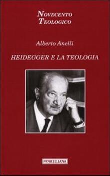 Antondemarirreguera.es Heidegger e la teologia Image