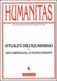 Listadelpopolo.it Humanitas (2011). Vol. 6: Sull'Illuminisno. Image