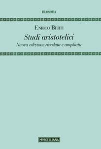 Libro Studi aristotelici Enrico Berti