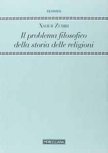 Il problema filosofico della storia delle religioni.pdf