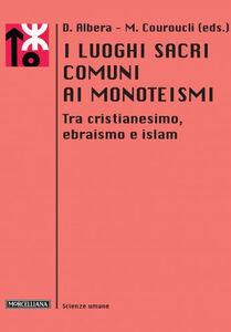 Libro I luoghi sacri comuni ai monoteismi. Tra cristianesimo, ebraismo e islam