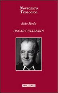 Libro Oscar Cullmann Aldo Moda