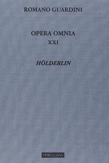 Voluntariadobaleares2014.es Opera omnia. Vol. 21: Hölderlin. Image