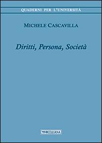 Diritti, persona, società