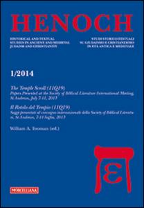 Libro Henoch (2014). Ediz. bilingue. Vol. 1: Il rotolo del tempio (11Q19).