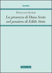 La presenza di Duns Scoto nel pensiero di Edith Stein. La questione dell'individualità